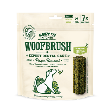 Lily's Kitchen Woofbrush Dental Chew (Multipack 7stk)