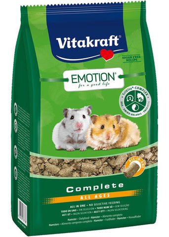 Hamsterfoder Emotion® Complete