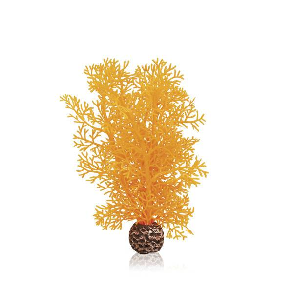 Biorb akvarieplante Sea Fan orange / Lille