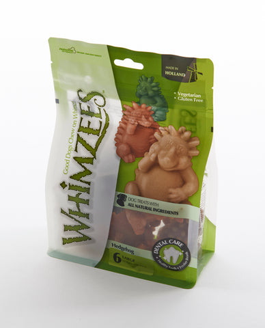 Whimzees pindsvin - dental treats, til hunde