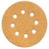 "5"" GoldStar Hook & Loop Sanding Discs"
