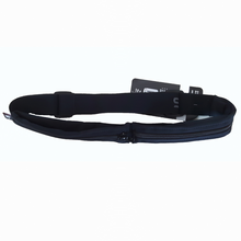 Load image into Gallery viewer, Spibelt Glide running belt black