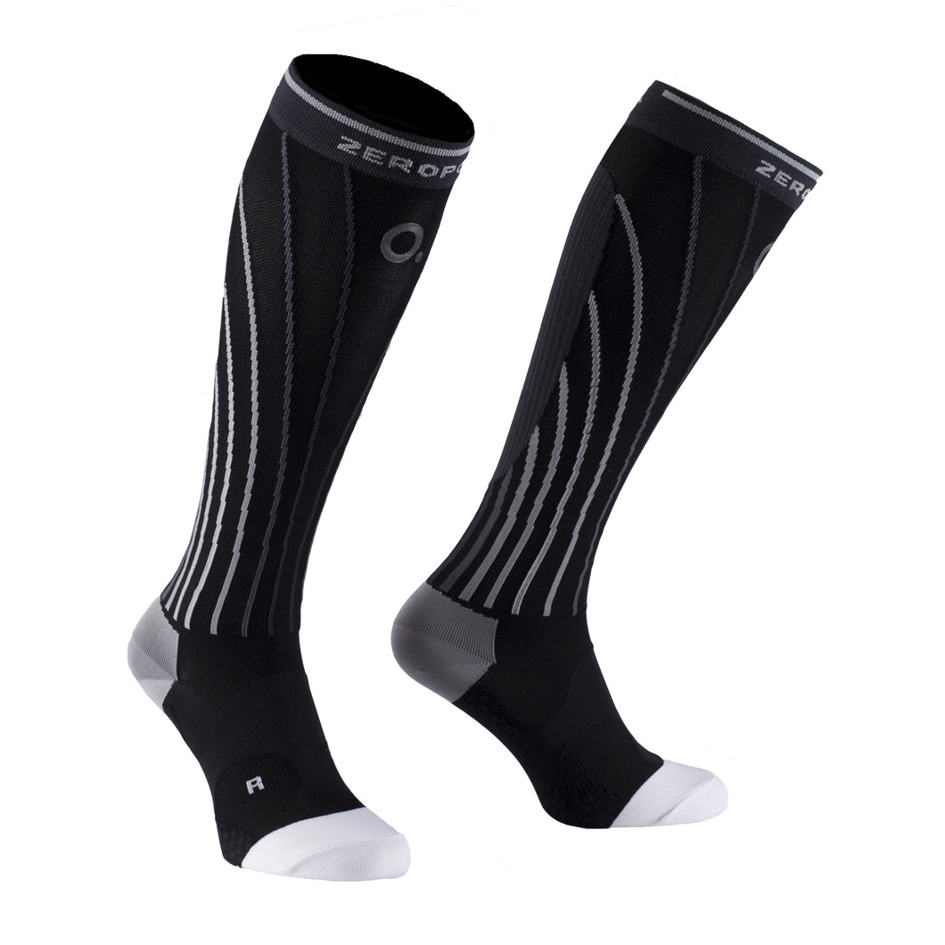 ZEROPOINT Pro Racing Compression Socks For Running - SAVE 25%