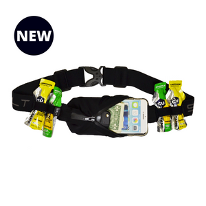 SPIbelt Performance Pro with 4 Gel Loops and Weather Proof Pocket