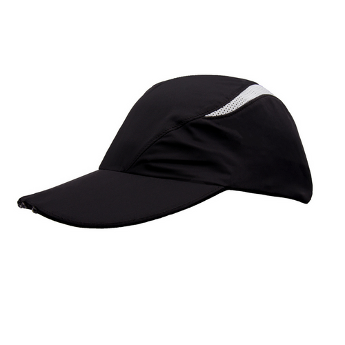 SPIbeams Running Cap Black