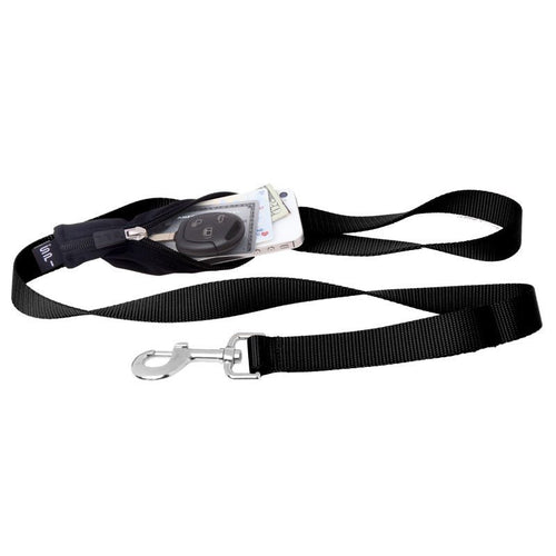SPIleash Dog Lead Black