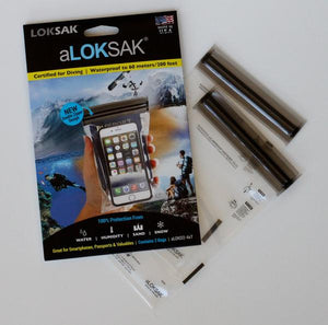 loksak waterproof bag for SPIbelt