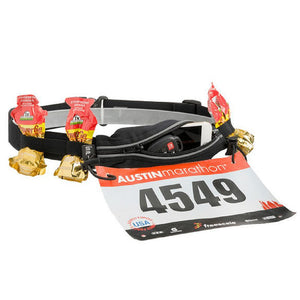 Spibelt Endurance Running Belt with Energy gels