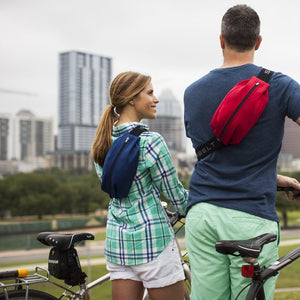 Spibelt Messenger bag for Cycling