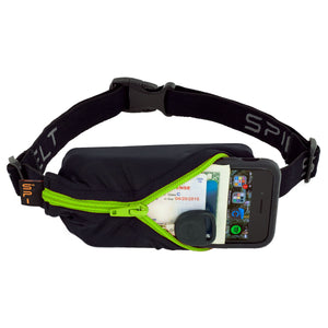 Spibelt Original Black with Lime Zip