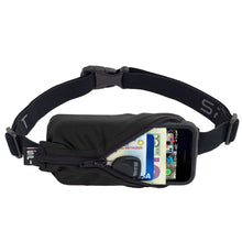 Load image into Gallery viewer, Clearance - SPIbelt Black with Inner Mesh Pocket - Old Design with smaller pocket
