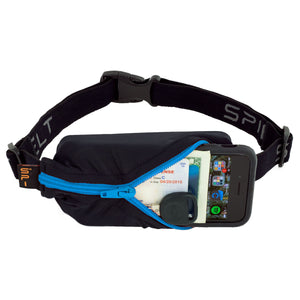 Spibelt Original Black with Turquoise zip