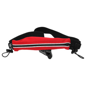 Spibelt Endurance Running Belt Red