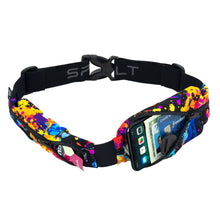 Load image into Gallery viewer, Spibelt Double Pocket PRO running belt Rave