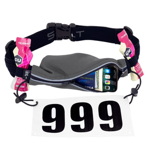 Spibelt Endurance Running Belt grey