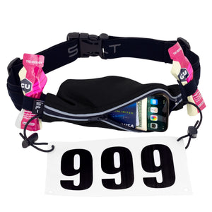 Spibelt Endurance Running Belt Black