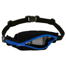 Load image into Gallery viewer, Spibelt Kids Black Blue Zip