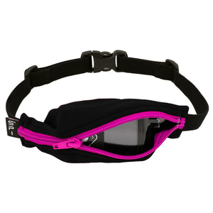 Spibelt Kids Black Hot Pink Zip