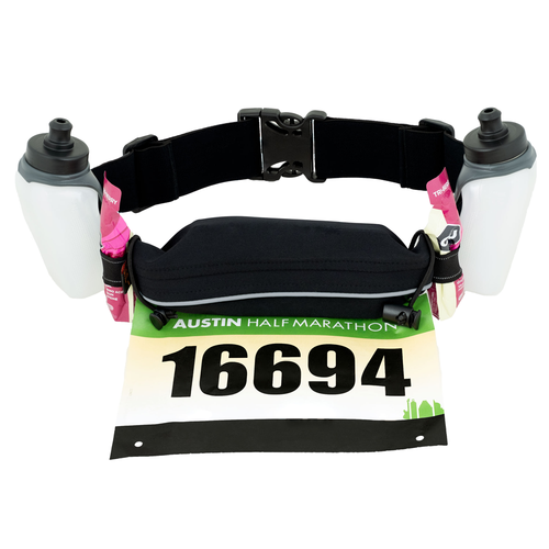 Spibelt Venture Running Belt with Bottles