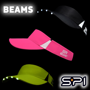 SPIbeams LED Running Visor