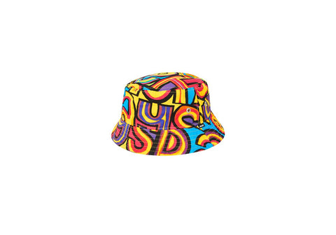Palace Happy Mondays bucket hat multi