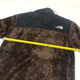 The North Face Denali fleece in brown