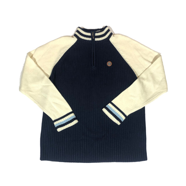 Timberland 1/4 zip knit