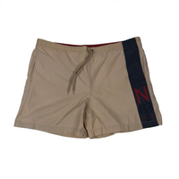 Nautica shorts with embroidered logo