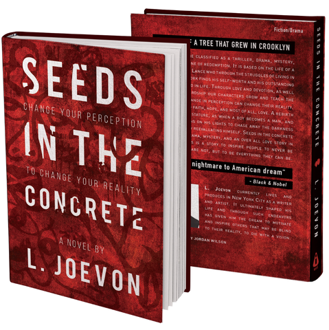 Seeds in the Concrete Art cover.