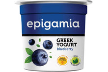 Load image into Gallery viewer, Greek Yogurt, Blueberry - 90 gm