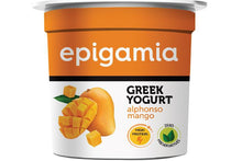 Load image into Gallery viewer, Greek Yogurt, Alphonso Mango - 90 gm