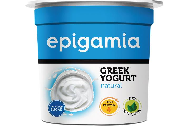Greek Yogurt, Natural - 90 gm
