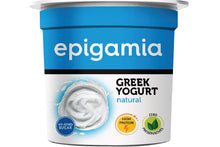 Load image into Gallery viewer, Natural Greek Yogurt - 90 gm (Pack of 8)