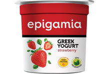 Load image into Gallery viewer, Greek Yogurt, Strawberry (₹5 OFF) - 90gm