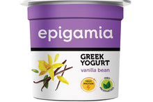 Load image into Gallery viewer, Vanilla Bean Greek Yogurt - 90 gm (Pack of 4)