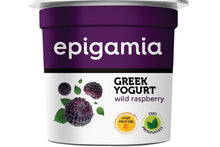 Load image into Gallery viewer, Greek Yogurt, Wild Raspberry - 90 gm