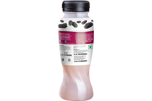Greek Yogurt Smoothie, Mulberry - 200 ml