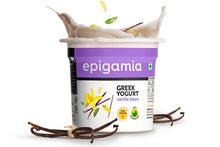 Load image into Gallery viewer, Greek Yogurt, Vanilla Bean - 90 gm