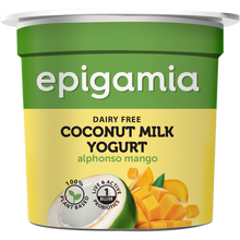 Load image into Gallery viewer, Coconut Milk Yogurt, 90 gm - Pack of 6 - Mango and Blueberry