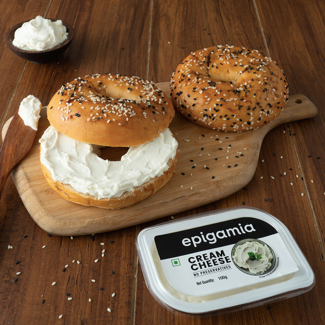 Epigamia Cream Cheese - 100gm