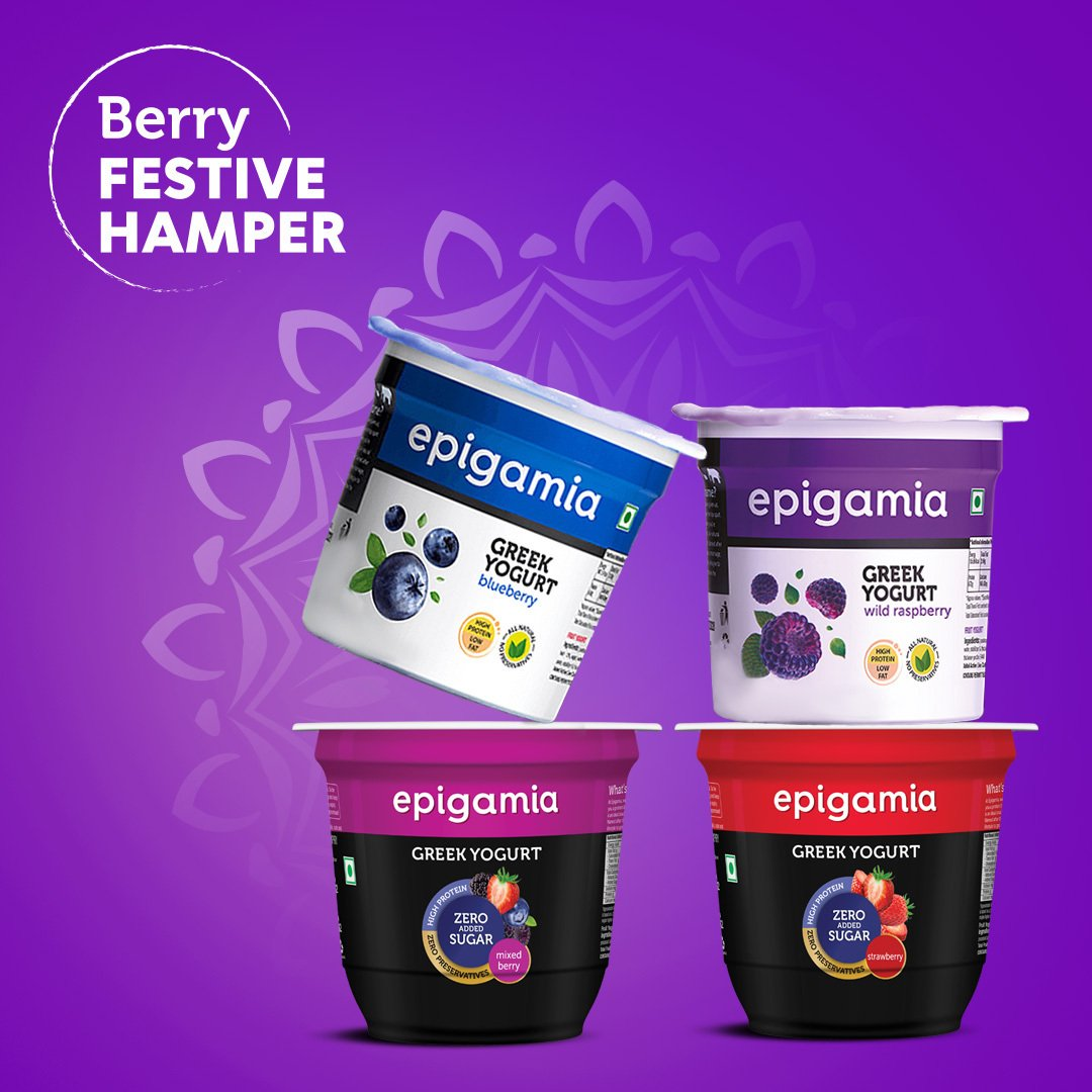 Berry Festive Hamper