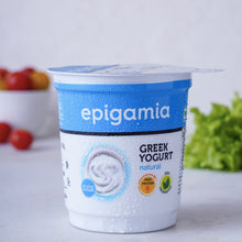 Load image into Gallery viewer, Greek Yogurt, Natural - 400 gm