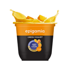 Load image into Gallery viewer, Epigamia Greek Yogurt - No Added Sugar, Alphonso Mango - 120 gm
