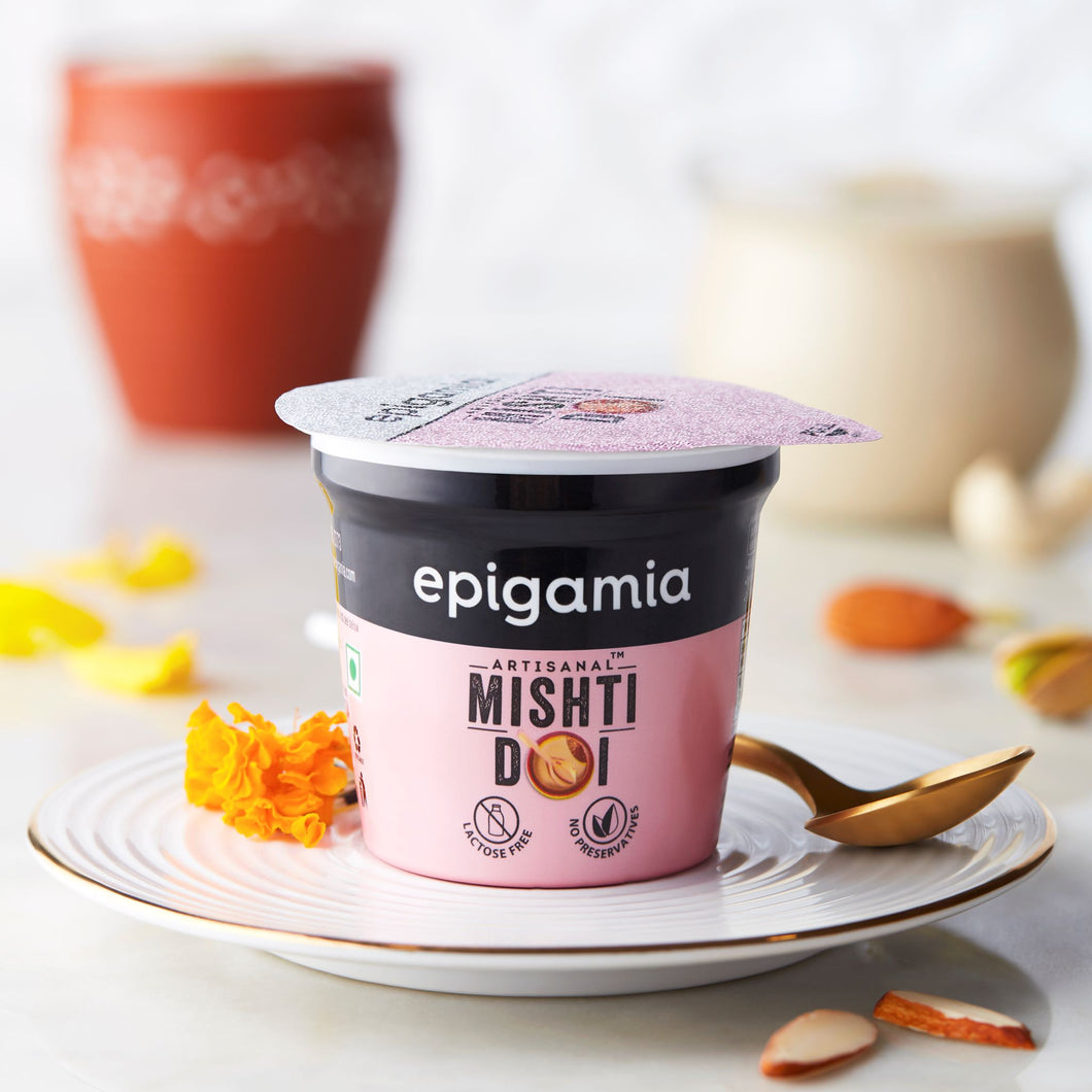 Epigamia Mishti Doi - 85 gm