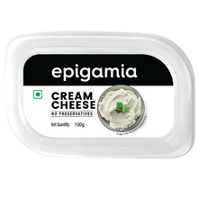 Load image into Gallery viewer, Epigamia Cream Cheese - 100gm