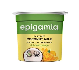 Coconut Milk Yogurt, Mango - 90 gm