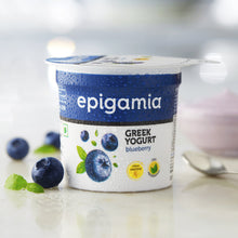 Load image into Gallery viewer, Greek Yogurt, Blueberry (_5 OFF) - 90gm