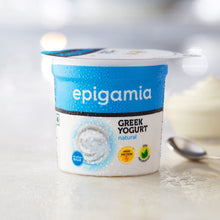 Load image into Gallery viewer, Greek Yogurt, Natural - 90 gm
