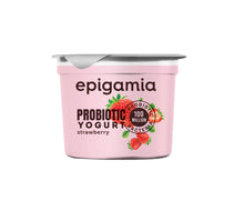 Load image into Gallery viewer, Strawberry Probiotic Yogurt - Pack of 6