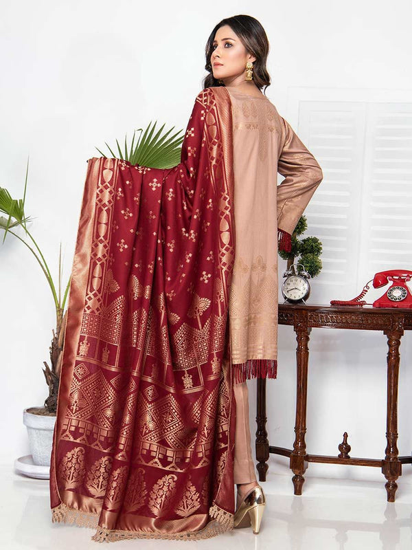 Chanda - Jacquard - 3 Pcs